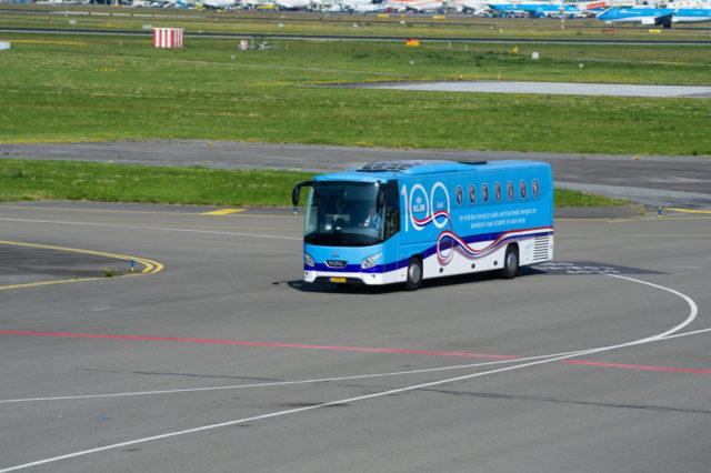 KLM breidt busnetwerk in Nederland verder uit