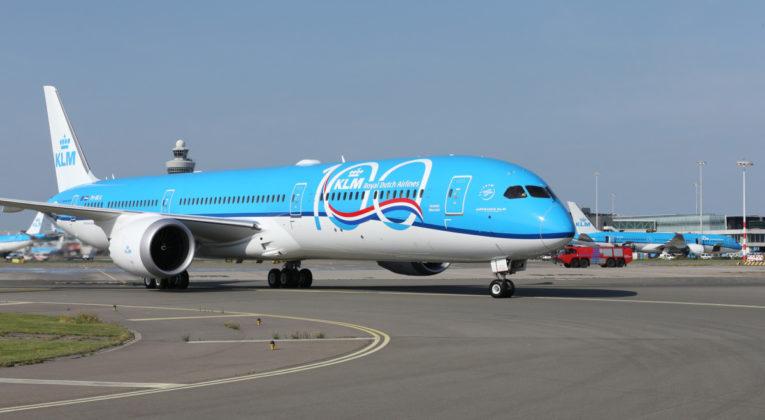 Zo ziet KLMs nieuwe World Business Class Dreamliner cabine eruit