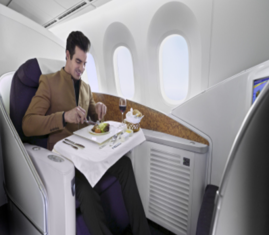 china southern, dreamliner, business class