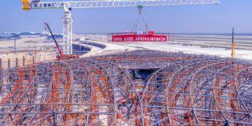 Shanghai Pudong Airport staat flinke vergroting te wachten