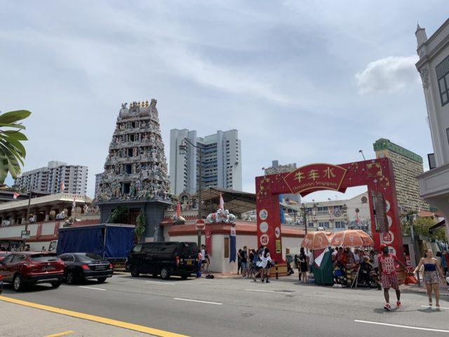 Bestemmingstips: Singapore