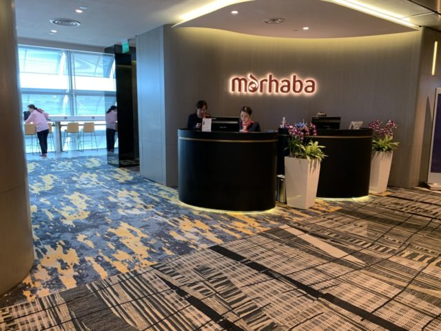 Review: Marhaba Lounge Singapore Changi Terminal 3