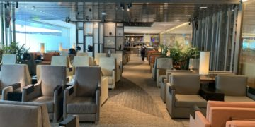 Review: dnata lounge Singapore Changi Terminal 1