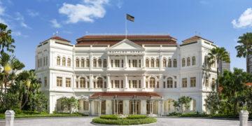 InsideLook: Heropening Raffels Singapore
