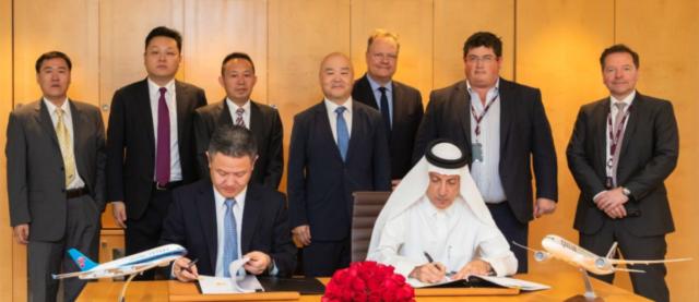 China Southern en Qatar Airways gaan codesharen