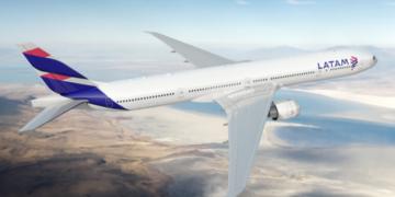 LATAM Boeing 777-300ER (Bron: LATAM)