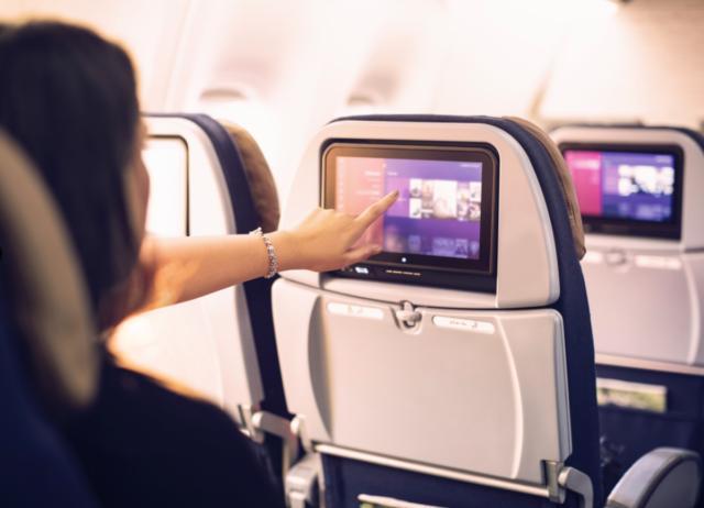 De nieuwe LATAM + economy stoel in de Boeing 777 (Bron: LATAM)