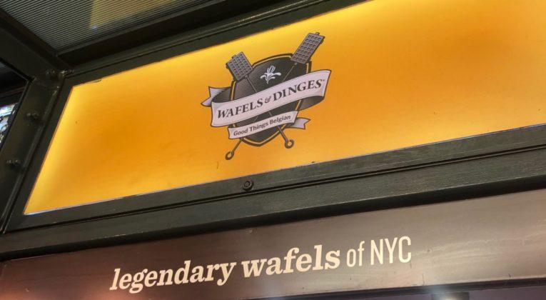 Snacks in New York