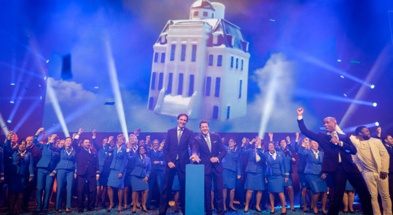 Dit is KLM's 100ste KLM Huisje – Paleis Huis ten Bosch