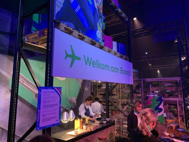 De KLM100 Experience in Hangaar 10 - InsideFlyer was erbij