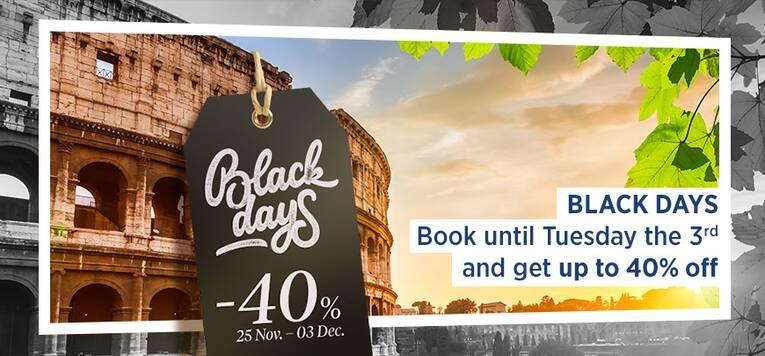 Black Friday bij NH Hotels (Bron: NH Hotels)