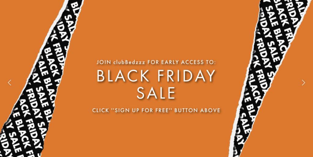 Black Friday Sale bij easyHotel (Bron: easyHotel)