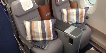 Lufthansa, business class, a350