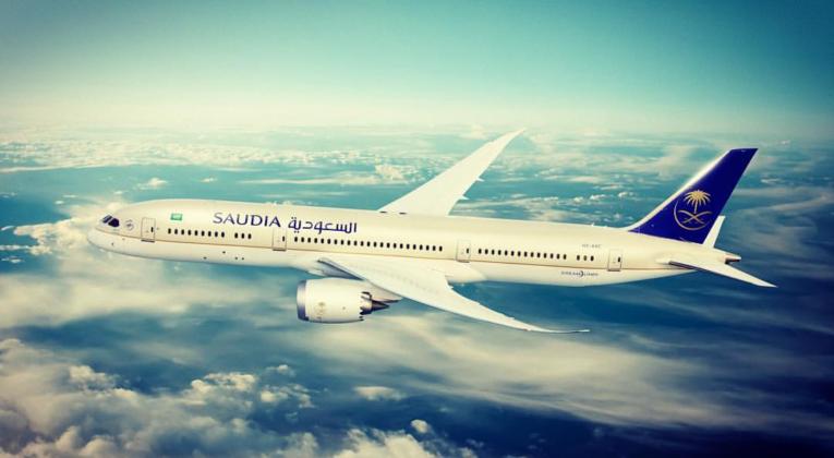 Saudia, dreamliner, boeing 787-9