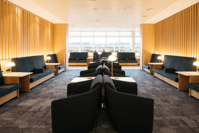 Vernieuwde British Airways Lounge in Genève geopend