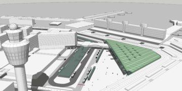 Schiphol zet in op betere bereikbaarheid met trein en bus