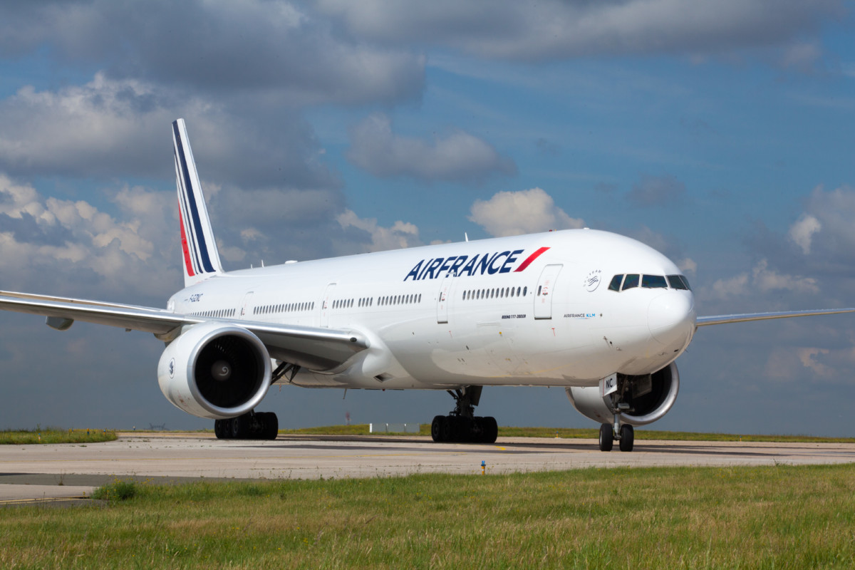 Boeing 777-300ER van Air France