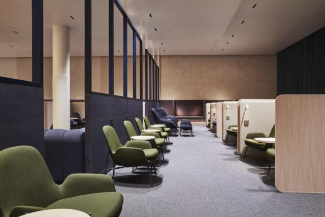 Finnair opent non-Schengen flagship lounge Helsinki