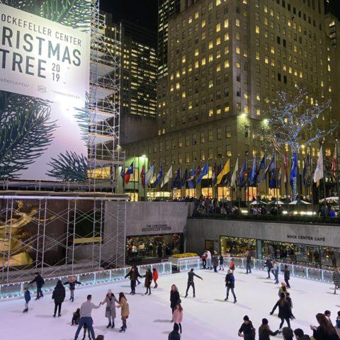 Rockefeller ijsbaan
