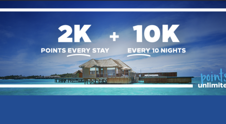 Hilton Honors Points Unlimited