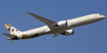 etihad, boeing 787-10, dreamliner