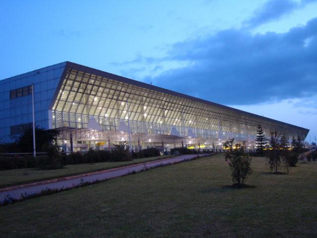 Bole international airport Addis Abeba