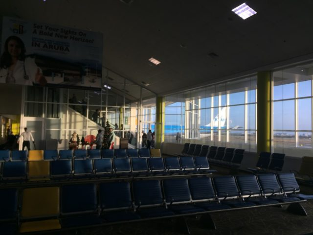 Koningin Beatrix Airport Aruba