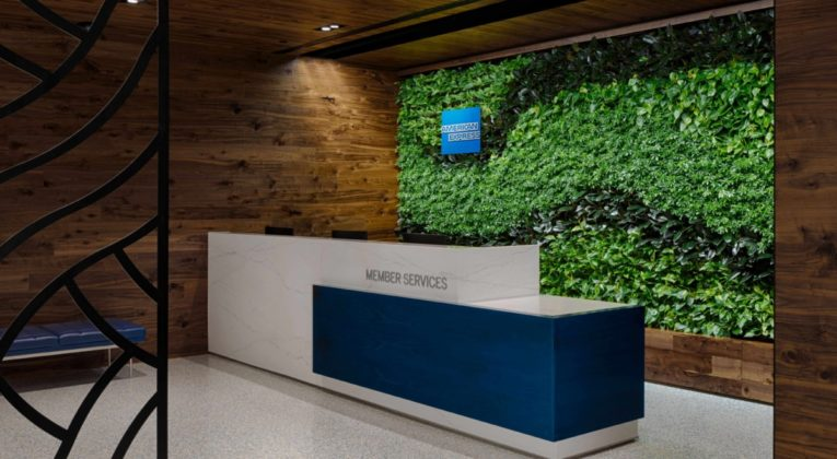 Nieuwe American Express Centurion Lounge in Charlotte (Foto: Business Wire / American Express)