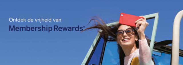 Wat te doen met American Express Membership Rewards?