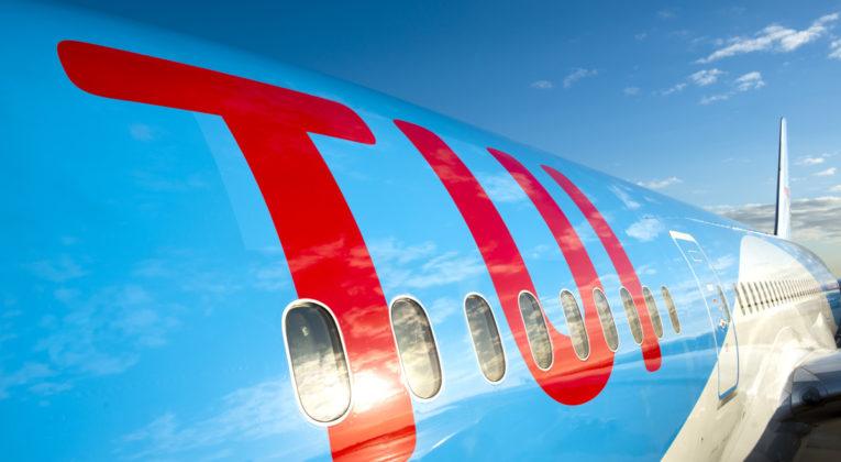 Boeing 787 Dreamliner van TUI (Bron: TUI)