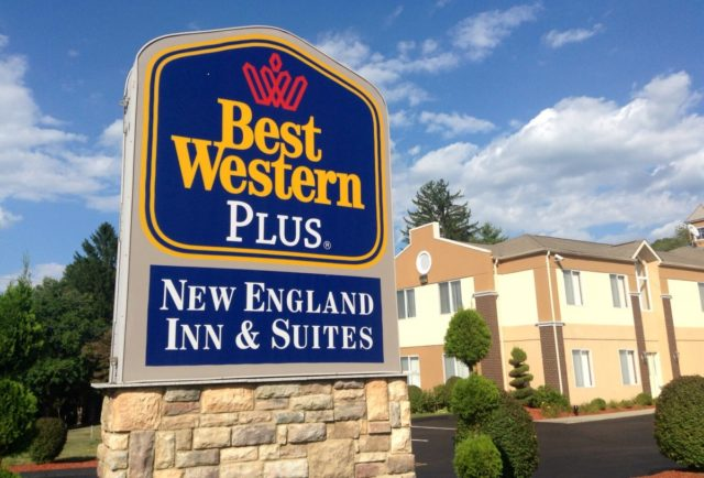 Best Western hotel in New England (Bron: Flickr / Mike Mozart)
