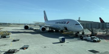 Na maskers nu ook temperatuurcheck bij Air France