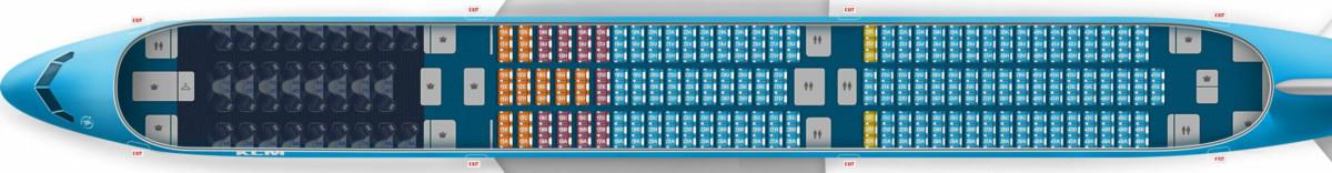 B787-10 KLM