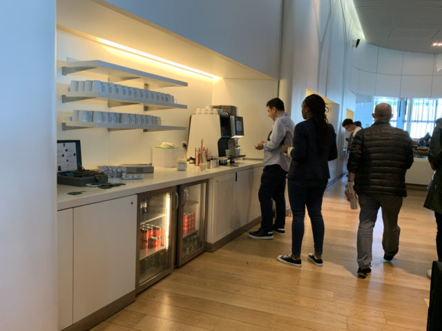 Review - Air France Salon Lounge Paris CDG Terminal 2E in Hall M