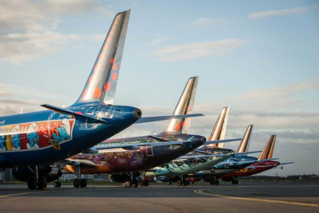 Tickets Brussels Airlines Gratis Omboeken Tot September