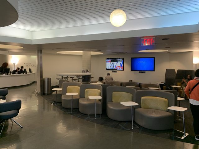 Review: Delta Sky Club Lounge Los Angeles Terminal 3 Mezzanine Level