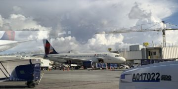 Review Delta A319 Economy - Los Angeles naar San Francisco