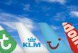Transavia, KLM, Corendon en TUI