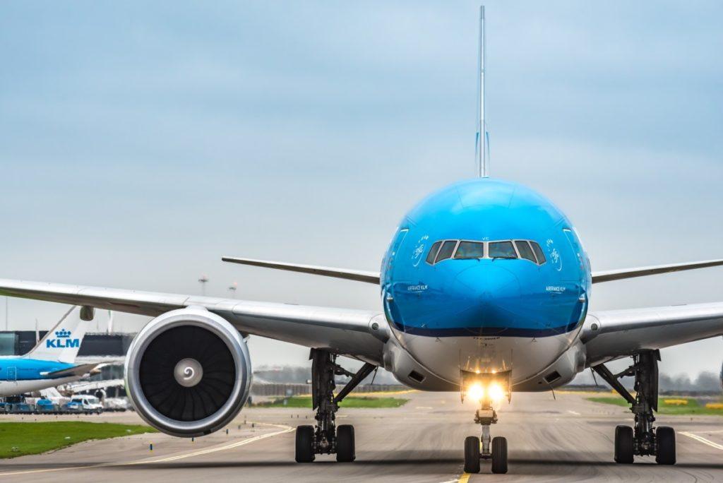 B777 KLM