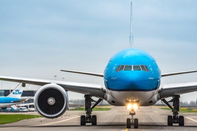 Boeing 777 van KLM (Bron: KLM)