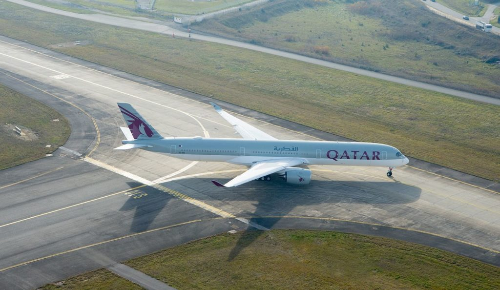 Qatar Airways continues to fly despite Coronavirus and uses A380 more