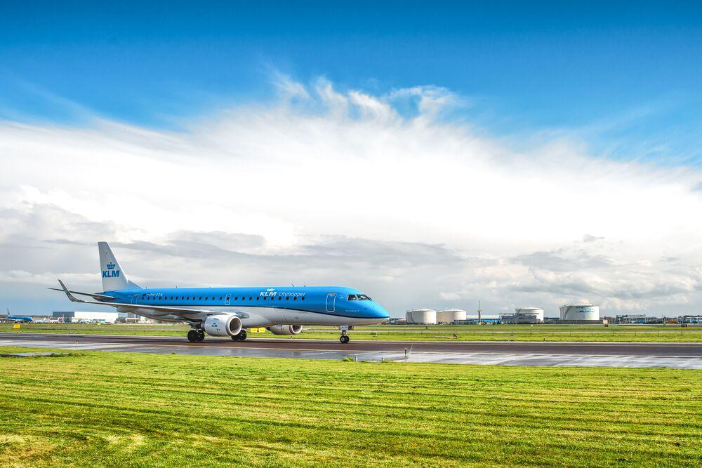 KLM Europese Bestemmingen
