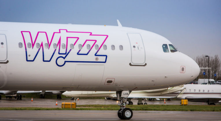 Airbus A321 van Wizz Air (Bron: Wizz Air)