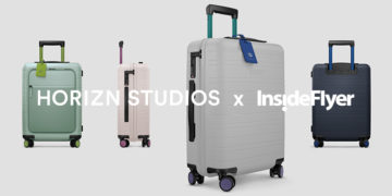 InsideFlyer heeft een exclusieve samenwerking met Horizn Studios