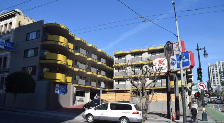 Review Best Western Red Coach Inn San Francisco - Californië