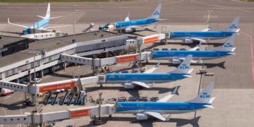 Wat gebeurt er met de vliegtuigen nu je niet kunt vliegen