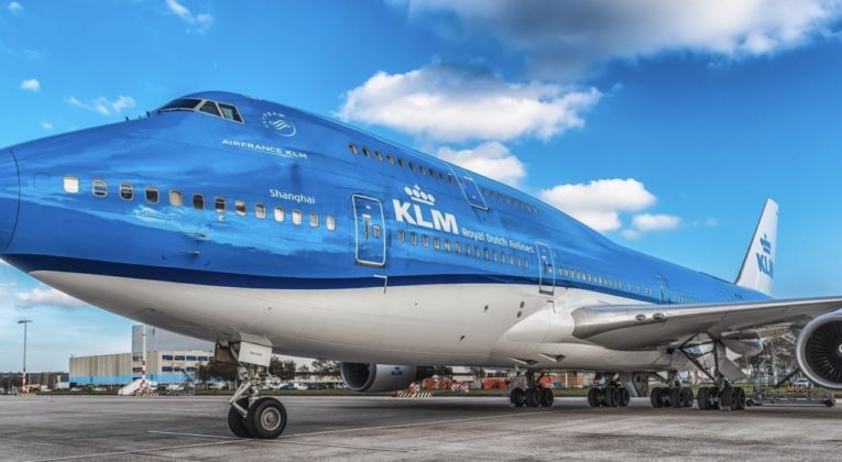 KLM B747 ©markwagtendonk/KLM