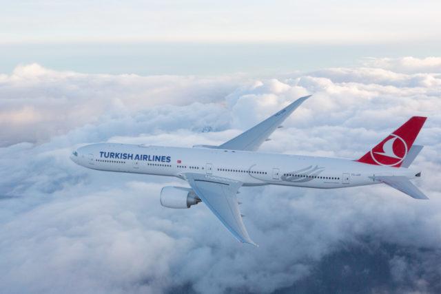 Boeing 777-300ER van Turkish Airlines (Bron: Turkish Airlines)