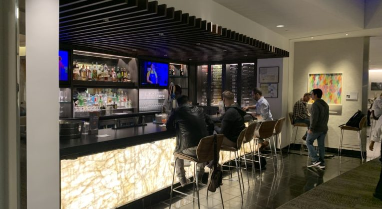 Review: Delta Sky Lounge Atlanta Concourse T - Domestic Terminal