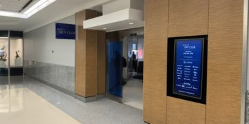 Review Delta Sky Lounge Atlanta - Concourse E nabij Gate E15